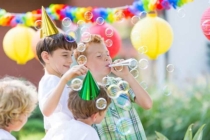 The 10 Best Places for a Kid's Birthday Party in Alaska!