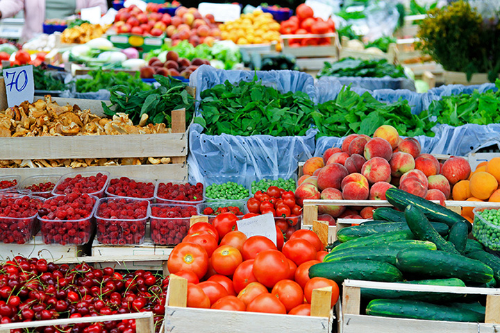10 Best Farmers Markets in Alabama!