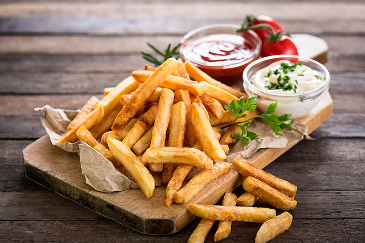 7 Best French Fry Joints in Arkansas!