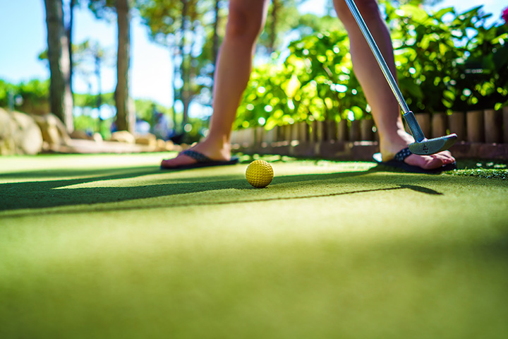 The 9 Best Mini Golf Courses in Arkansas!