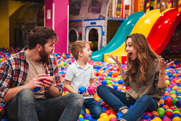 The 10 Best Kids' Play Centers in Arizona!