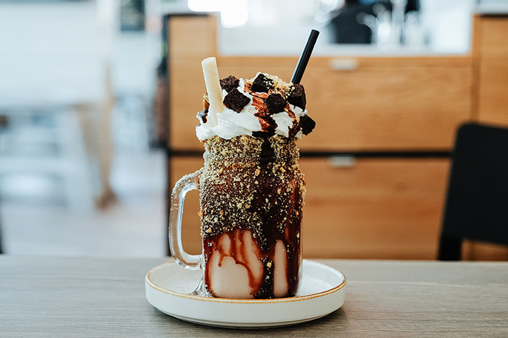 The 10 Best Milkshakes in Colorado!