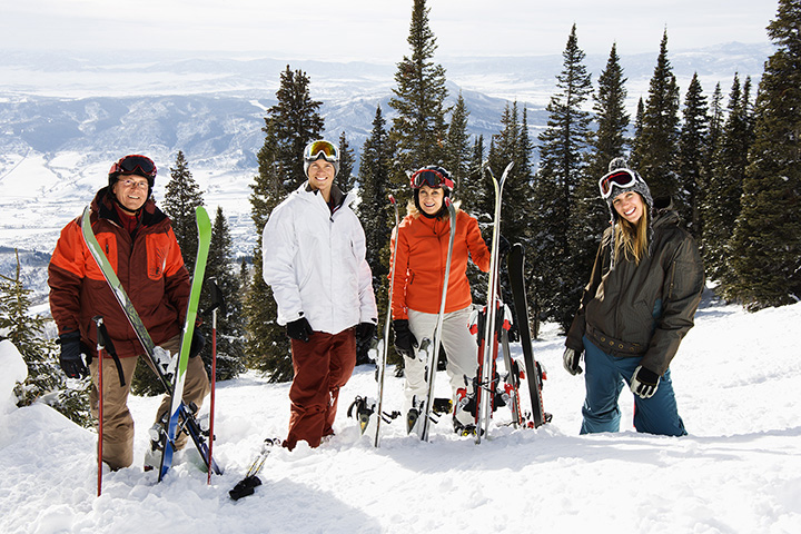 15 Best Skiing Spots in Colorado!