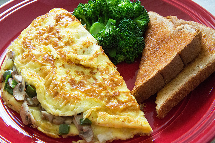 The 12 Best Omelets in Connecticut!