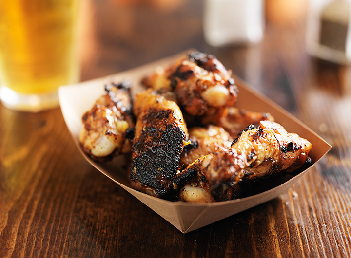 The 10 Best Spots for Wings in Connecticut!