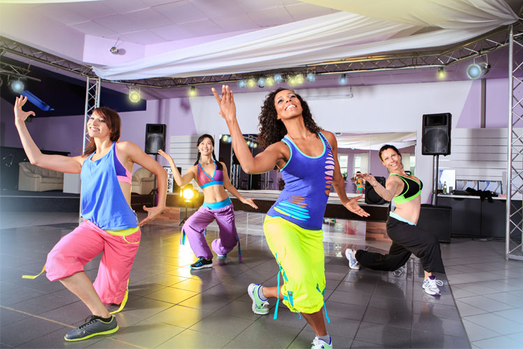 The 10 Best Zumba Classes in Connecticut!