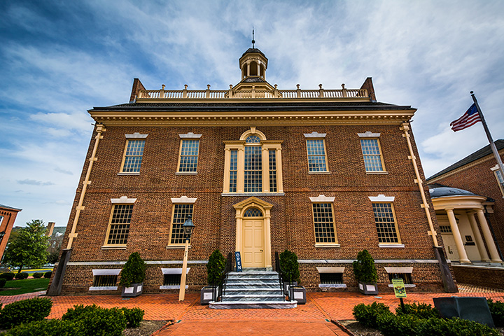Top 15 Historical Sites in Delaware!