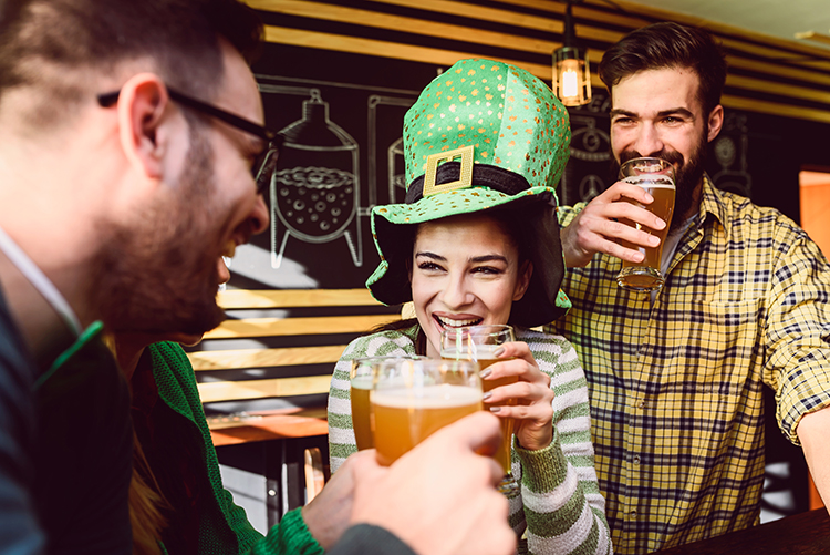 10 Best Places to Celebrate St. Patrick's Day in Delaware