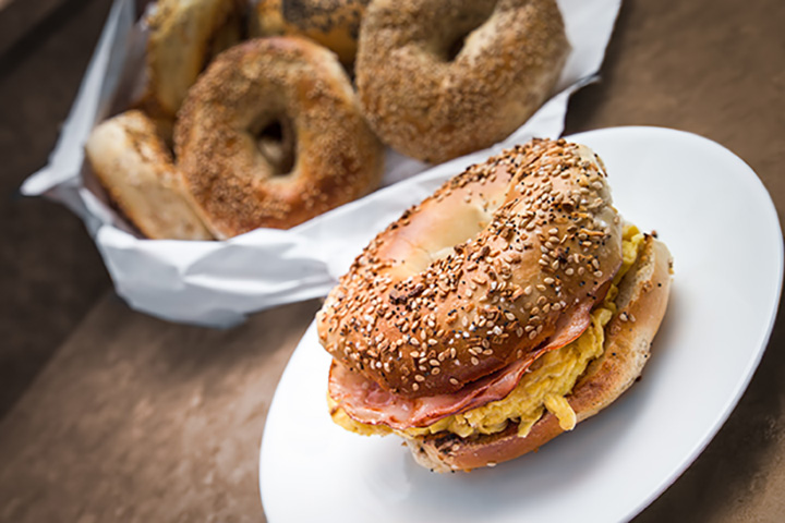 The 10 Best Bagel Shops in Florida!