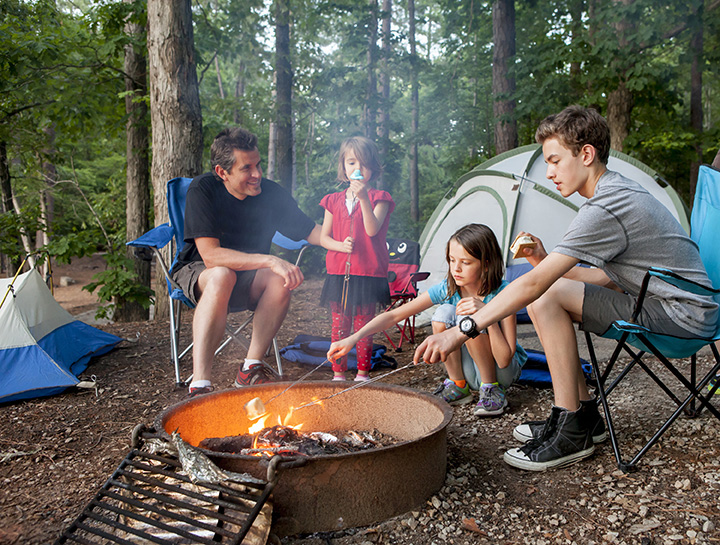 10 Best Camping Spots in Florida!