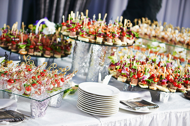 The 10 Best Caterers in Florida!