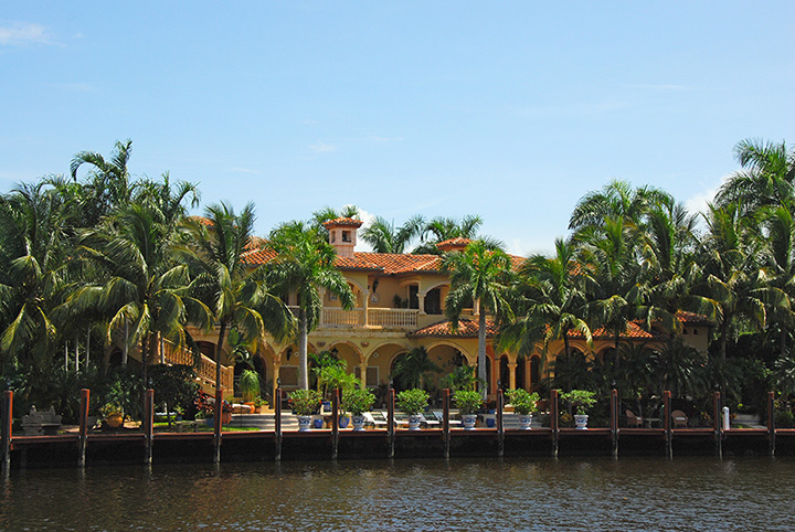 10 Fabulously Expensive Homes in Florida!