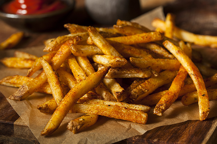 The 10 Best Places for French Fries in Florida!