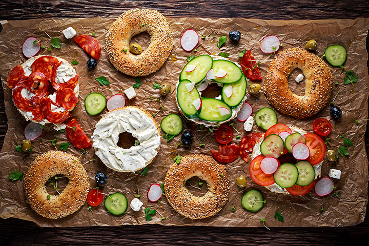 The 10 Best Bagel Shops in Georgia!