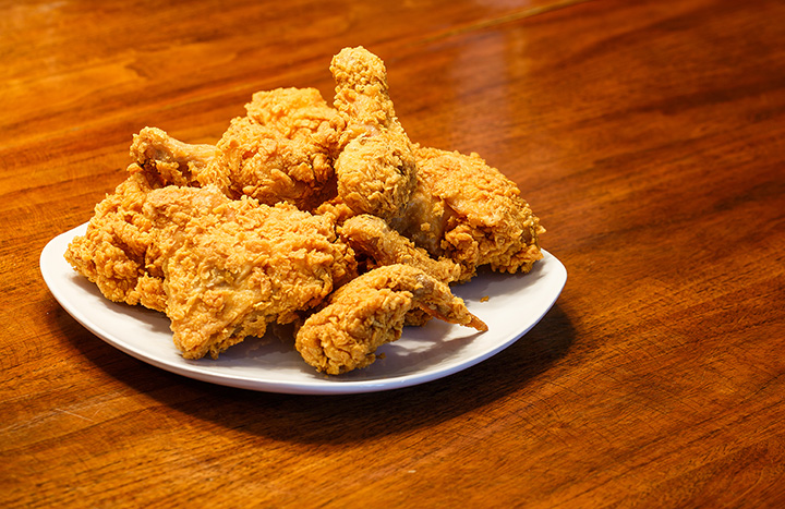 10 Best Places for Fried Chicken in Georgia