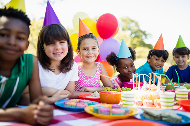 The 10 Best Places for a Kid's Birthday Party in Georgia!