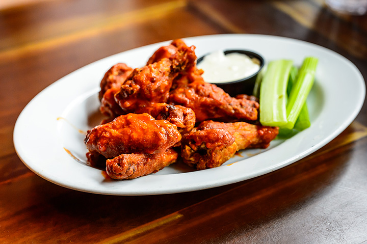 The 10 Best Places for Wings in Georgia!