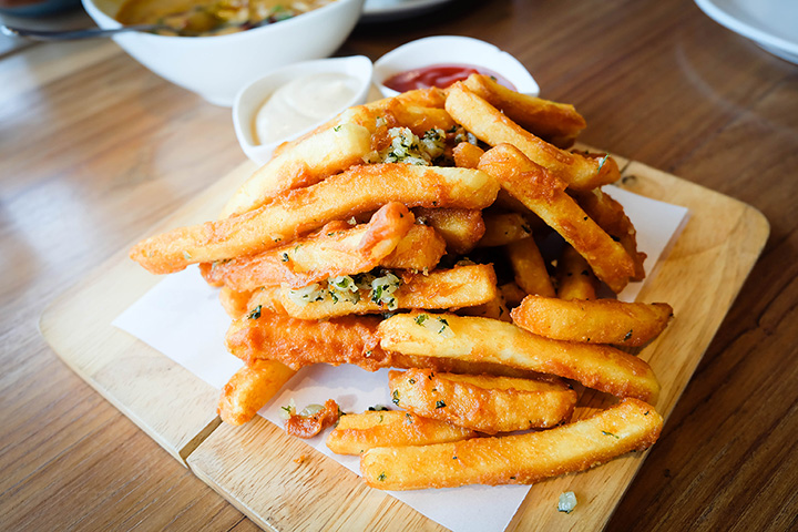The 10 Best Places for French Fries in Iowa!