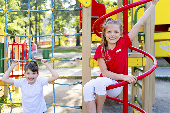 The 10 Best Playgrounds in Iowa!