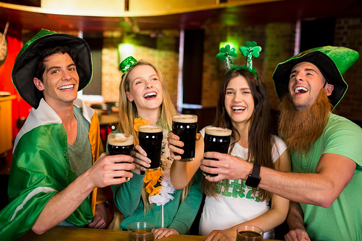 The 10 Best Places to Celebrate St. Patrick's Day in Iowa!