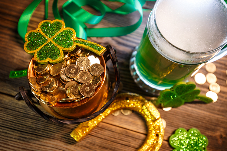 10 Best Places to Celebrate St. Patrick's Day in Idaho