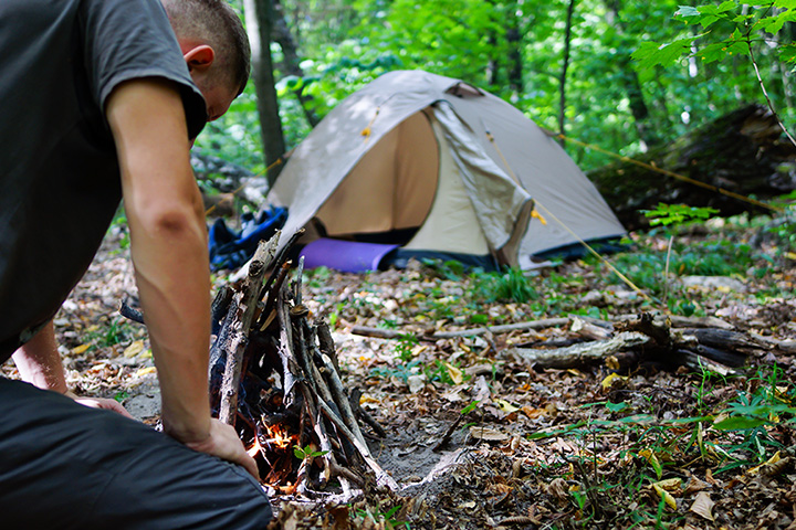 The 10 Best Camping Spots in Illinois!