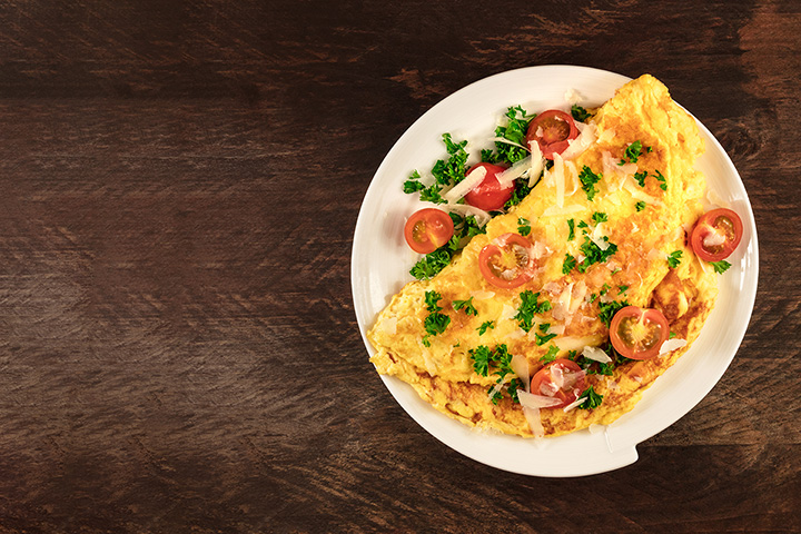 The 10 Best Omelets in Illinois!