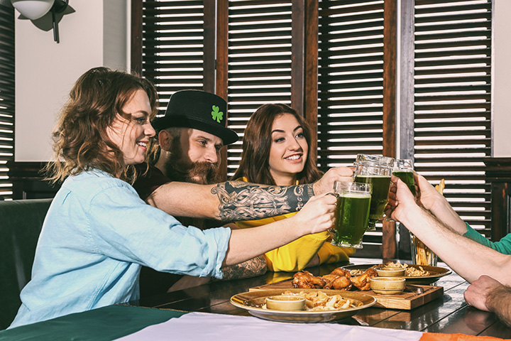 The 9 Best Places to Celebrate St. Patrick's Day in Illinois!