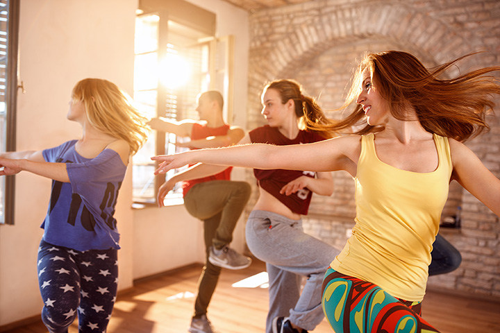 The 10 Best Zumba Classes in Illinois!
