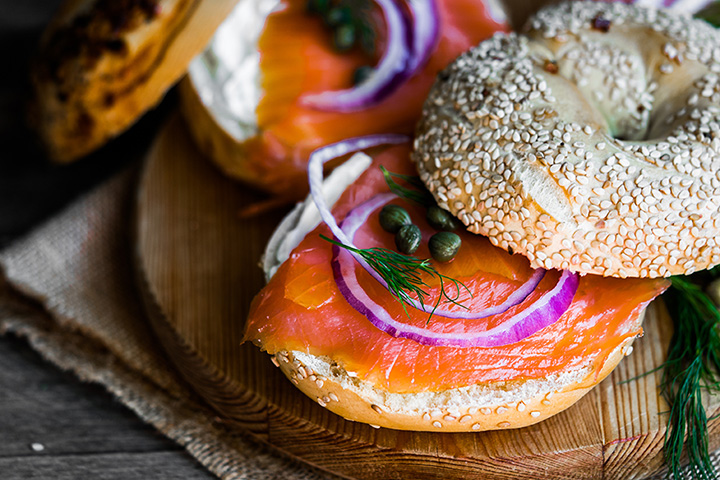 The 9 Best Bagel Shops in Indiana!