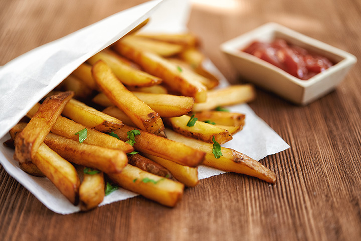 The 10 Best Places for French Fries in Indiana!