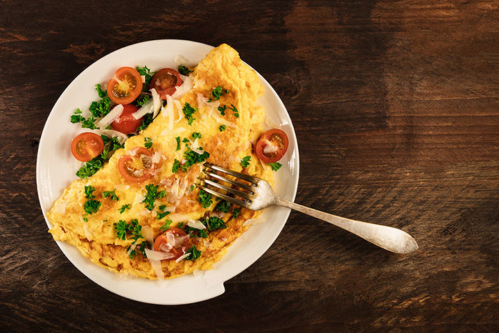 The 10 Best Omelets in Indiana!