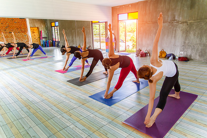 The 10 Best Yoga Studios in Indiana!
