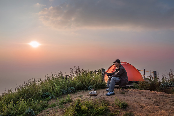 The 10 Best Camping Spots in Kansas!