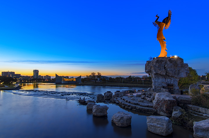 15 of the Best (and Most Offbeat) Attractions in Kansas!