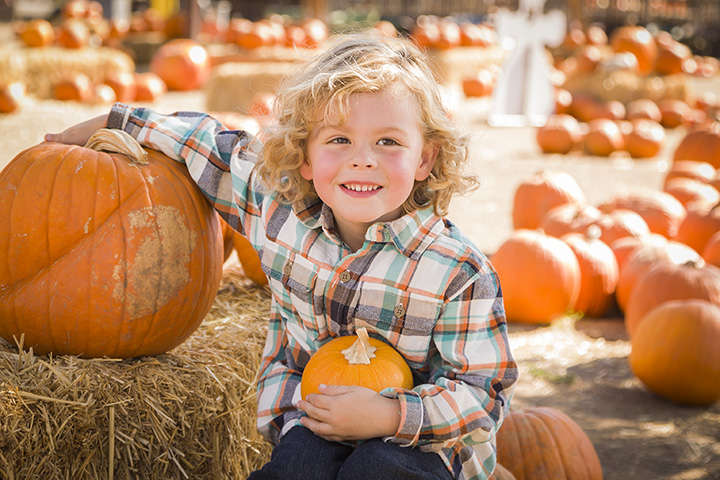 The 10 Best Pumpkin Picking Spots in Kansas!