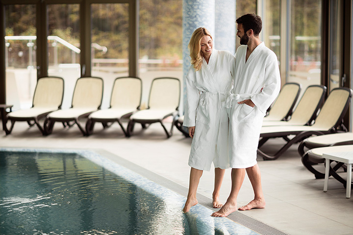 The Best Spa Hotels in (and Around) Kansas!