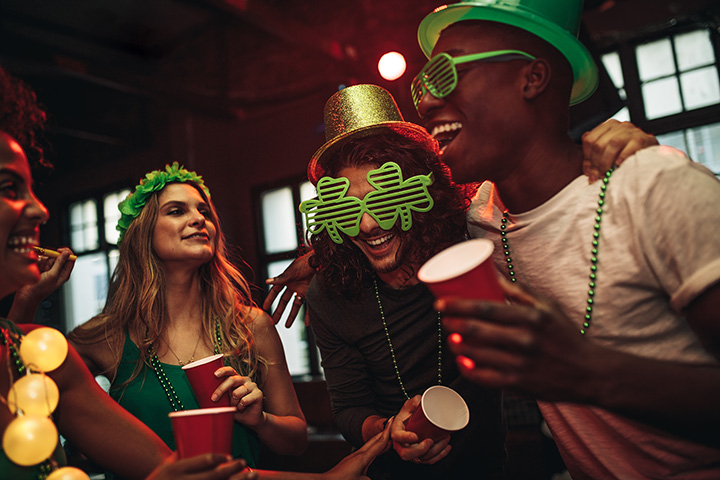 The 12 Best Places to Celebrate St. Patrick's Day in Kansas!