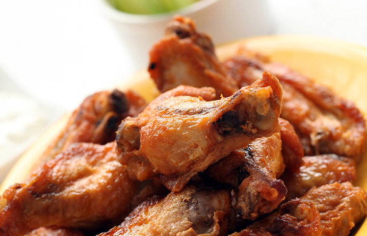 The 10 Best Wings in Kansas!