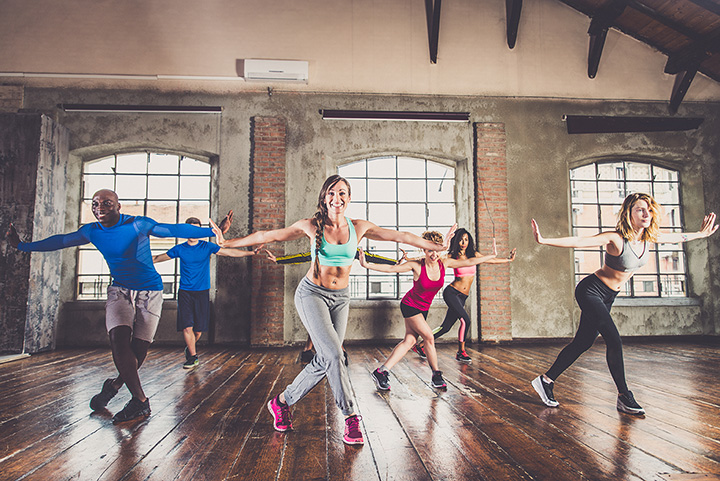 The 10 Best Zumba Classes in Kansas!