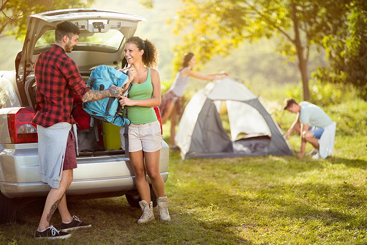 The 15 Best Camping Spots in Kentucky!