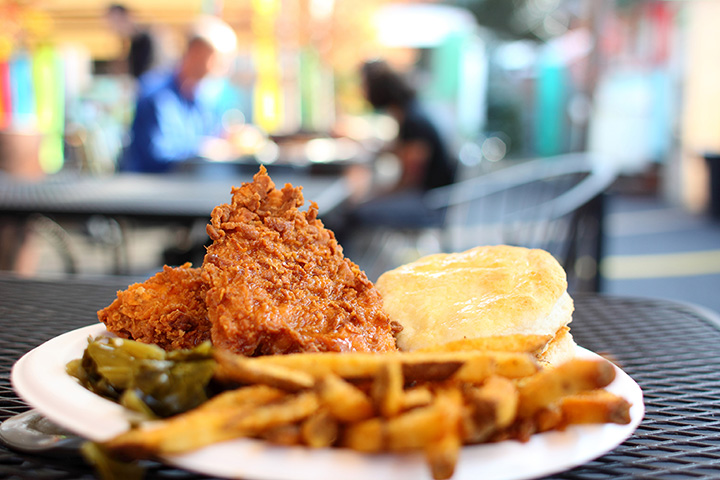 10 Best Places for Fried Chicken in Kentucky