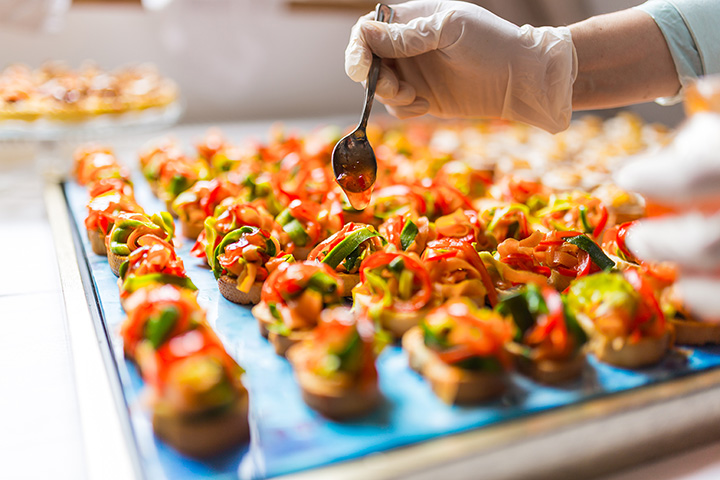 The 10 Best Caterers in Louisiana!