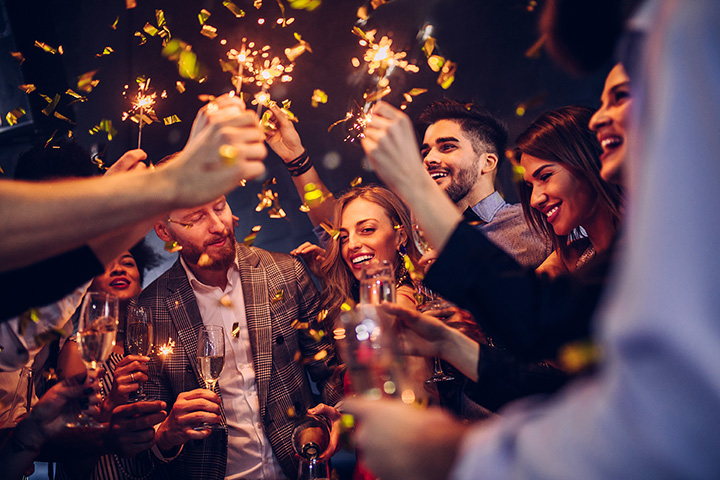 10 Fun Things to Do on New Year's Eve in Louisiana