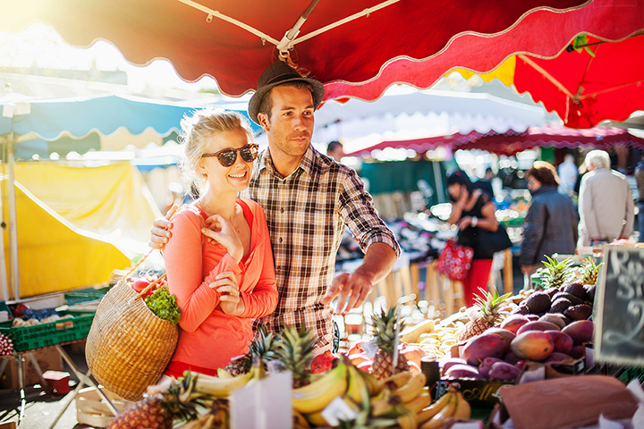 9 Best Markets in Louisiana
