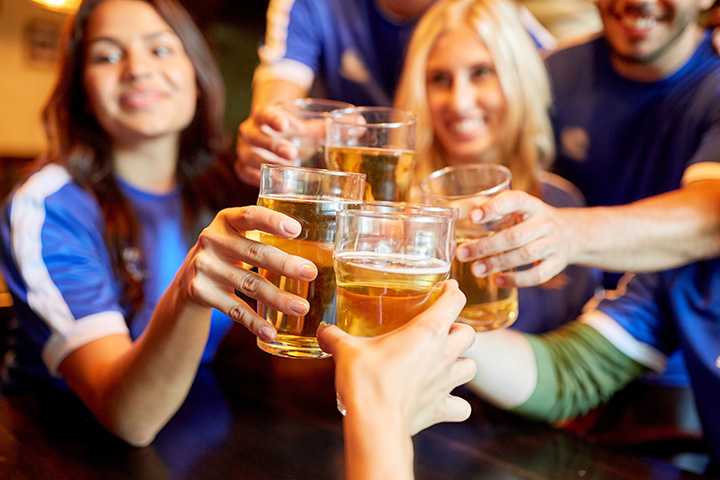 The 10 Best Sports Bars in Louisiana!