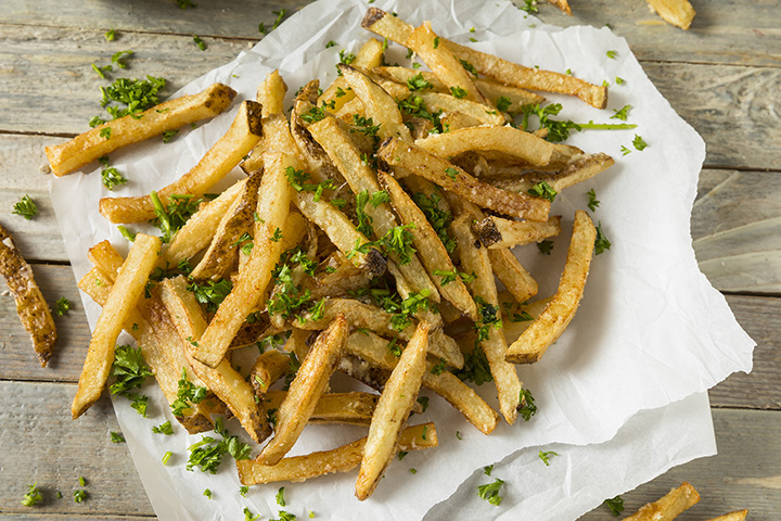 The 10 Best Spots for French Fries in Massachusetts!