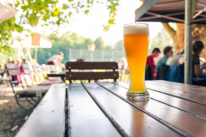 The 9 Best Beer Gardens in Maine!