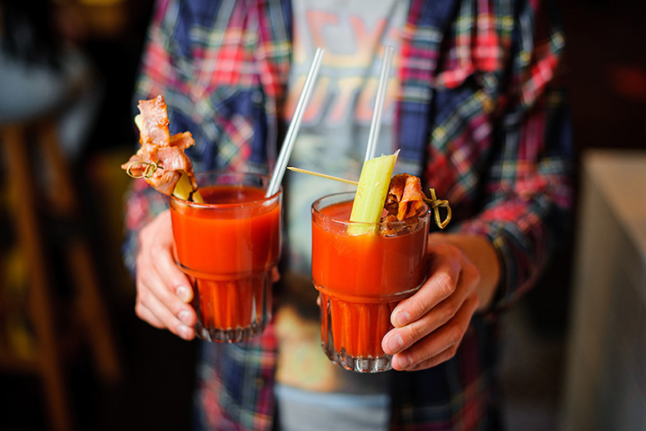 The 10 Best Places for a Bloody Mary in Maine!