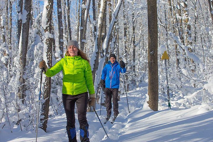 10 Best Cross-Country Skiing Trails in Maine!